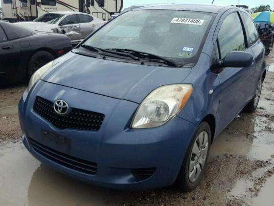 VERY GOOD SOUND 2008 TOYOTA YARIS  FOR SALE CONTACT MR THOMAS ON +2349031964927 FOR MORE DETAILS