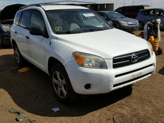 VERY GOOD SOUND 2006 TOYOTA RAV-4 FOR SALE CALL +2349031964927