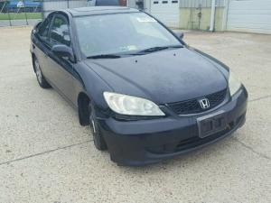 VERY GOOD SOUND 2005 HONDA CIVIC FOR SALE CALL COMRADE AZA THOMAS ON +2349031964927