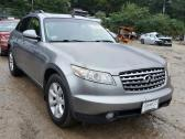 VERY GOOD SOUND 2004 INFINITI FX35  FOR SALE CALL MR AZA THOMAS ON +2349031964927