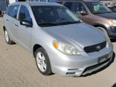 NIGERIA CUSTOM AUCTION SALES OF TOYOTA MATRIX 2003 MODEL CALL US ON 07062833115