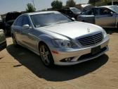 CLEAN 2008 MERCEDESE-BENZ S550 FOR SALE CALL MR THOMAS VICTOR ON +2349031964927