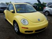 NIGERIA IMPOUNDED AUCTION OF 2007 VOLKSWAGEN NEW BEETLE 2,5L FOR SALE CALL  ON +2349031964927