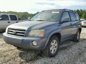 VERY GOOD SOUND 2001 TOYOTA HIGHLANDER  FOR SALE CALL +2349031964927