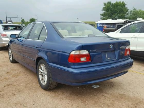 VERY GOOD SOUND 2003 BMW-525  FOR SALE CALL MR AZA THOMAS ON +2349031964927
