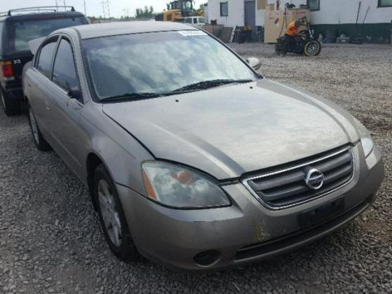 CLEAN 2003 NISSAN ALTIMA FOR SALE CALL MR AZA ON +2349031964927