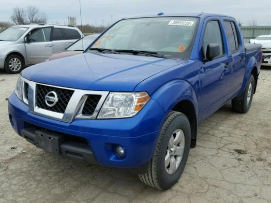 CLEAN 2013 NISSAN FRONTIER FOR SALE CALL MR AZA ON +2349031964927