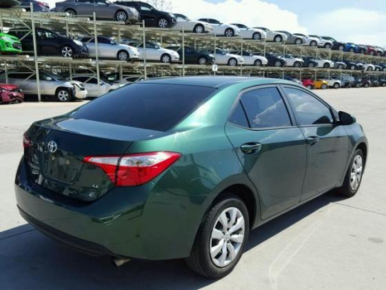 CLEAN 2015 TOYOTA COROLLA FOR SALE CALL MR AZA ON +2349031964927