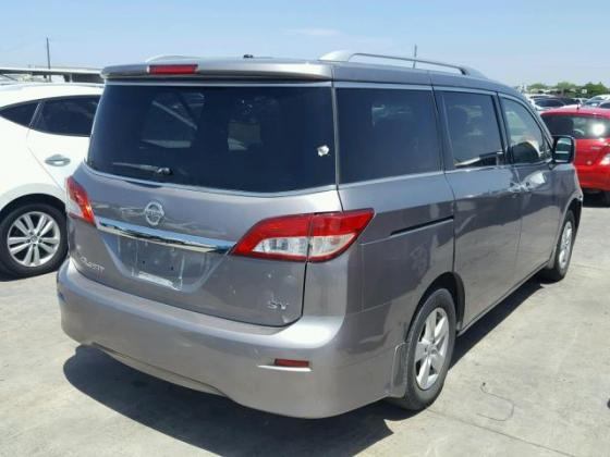 VERY GOOD SOUND 2011 NISSAN QUEST  FOR SALE CALL MR AZA THOMAS ON +2349031964927