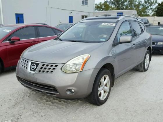 CLEAN 2009 NISSAN ROGUE FOR SALE CALL MR AZA ON +2349031964927