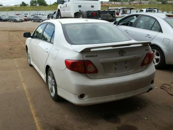 VERY GOOD SOUND 2007 TOYOTA COROLLA  FOR SALE CALL MR AZA THOMAS ON +2349031964927