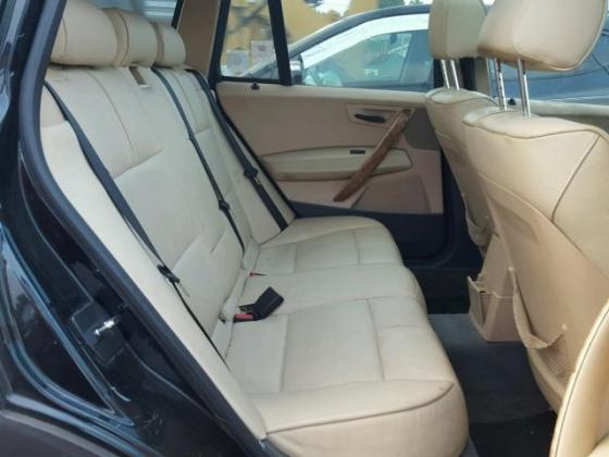 VERY GOOD SOUND 2004 BMW X3  FOR SALE CALL MR AZA THOMAS ON +2349031964927