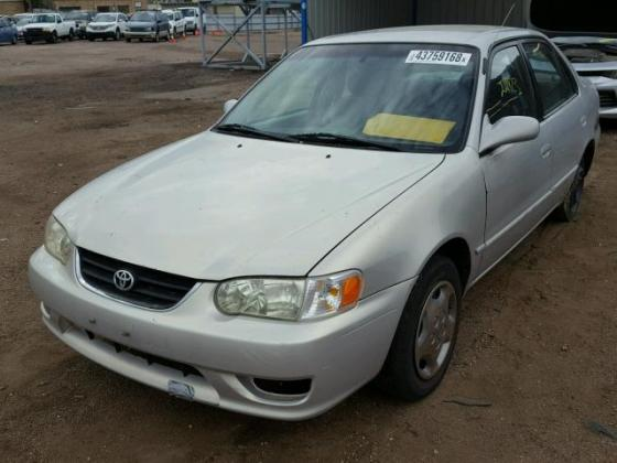 VERY GOOD SOUND 2001 TOYOTA COROLLA  FOR SALE CALL 09031964927