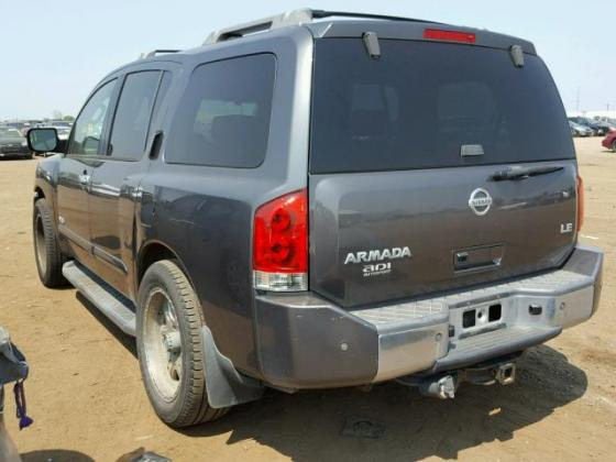 CLEAN 2006 NISSAN ARMADA FOR SALE CALL MR AZA ON +2349031964927