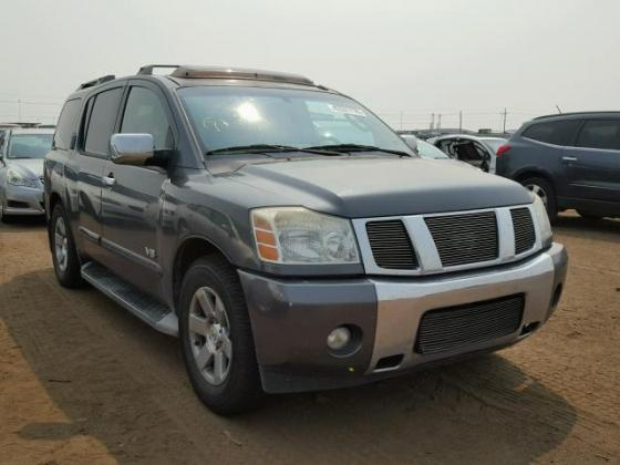 CLEAN 2007 NISSAN ARMADA FOR SALE CALL MR AZA ON +2349031964927