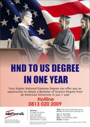 Study in America, Europe, Asia or Africa without GMAT, TOEFL or SAT