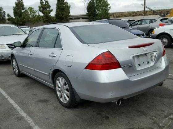 2006 HONDA ACCORD EX CALL COMPTROLLER. (MRS.) ADEYEMI PATRICIA ON 07064325624
