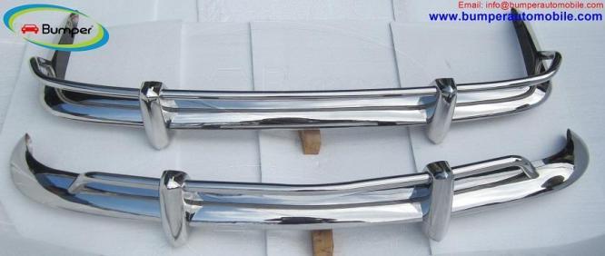 Volkswagen Karmann Ghia US bumper type (1955 – 1966) stainless steel