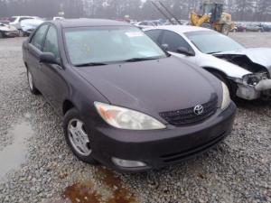 CLEAN 2002 TOYOTA CAMRY LE FOR AUCTION. CALL COMPT. (MRS.) ADEYEMI PATRICIA ON 07064325624