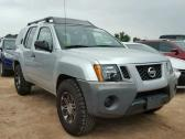 VERY GOOD SOUND 2012 NISSAN XTERRA  FOR SALE CALL MR AZA THOMAS ON +2349031964927