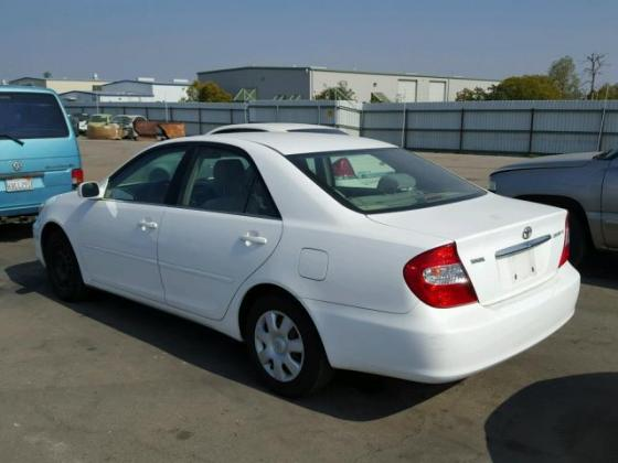 VERY CLEAN 2002 TOYOTA CAMRY FOR SALE MR AZA THOMAS ON CALL 09031964927