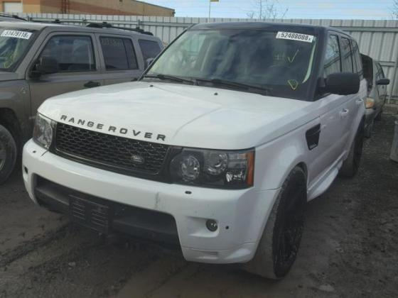 2010 RANGE ROVER FOR SALE