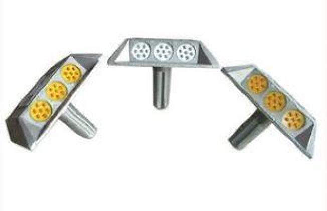 21 Beads Or Cat Eyes Road Reflective Stud  By HIPHEN SOLUTIONS SERVICES LTD.