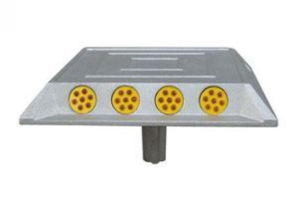 28 Beadings Reflector Complete Aluminum Road Stud By HIPHEN SOLUTIONS SERVICES LTD.