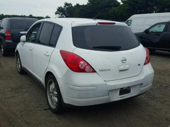 CLEAN 2007 NISSAN VERSA FOR SALE CALL ON 09031964927