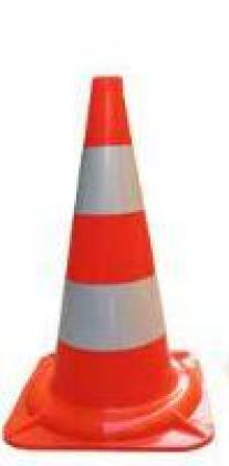 70 Cm PVC Traffic Cones By HIPHEN SOLUTIONS SERVICES LTD.