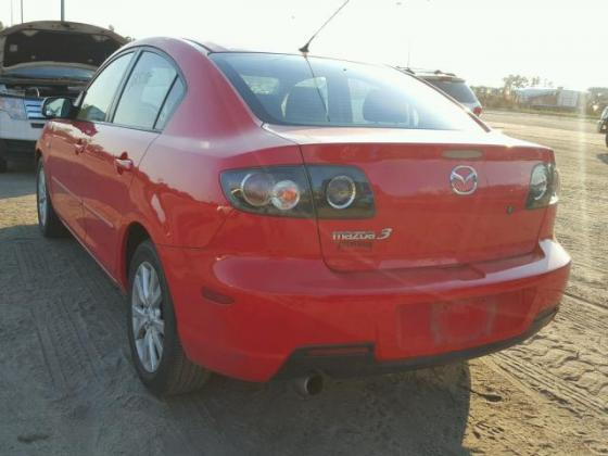 2007 MAZDA 3 FOR SALE CONTACT MR AZA THOMAS ON 09031964927