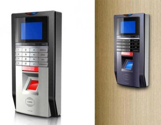 Access Control And Time Attendance System Keypad By HIPHEN SOLUTIONS SERVICES LTD.