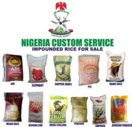 AUCTION AUCTION RICE AND GROUNDNUT OIL 07062833115