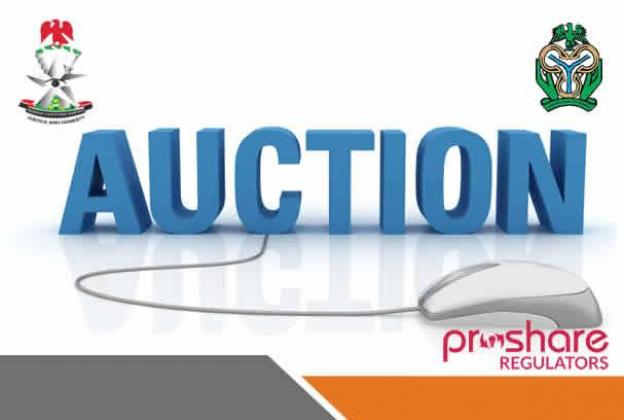 AUCTION AUCTION RICE AND GROUNDNUT OIL