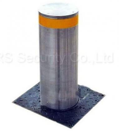 Automatic Rising Hydraulic Bollards ,Vehicle Entry Control Barrier  By HIPHEN SOLUTIONS SERVICES LTD.