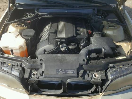 VERY GOOD SOUND 2000 BMW-328 FOR SALE CALL MR AZA THOMAS ON 09031964927