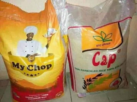 Bags of Rice for sale call for purchase 07039739644