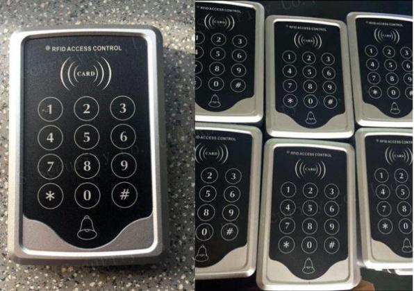 Bio Metric Fingerprint Door Access Controller By HIPHEN SOLUTIONS SERVICES LTD.