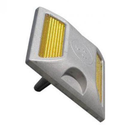 Cast Aluminium Flashing Road Studs By HIPHEN SOLUTIONS SERVICES LTD.