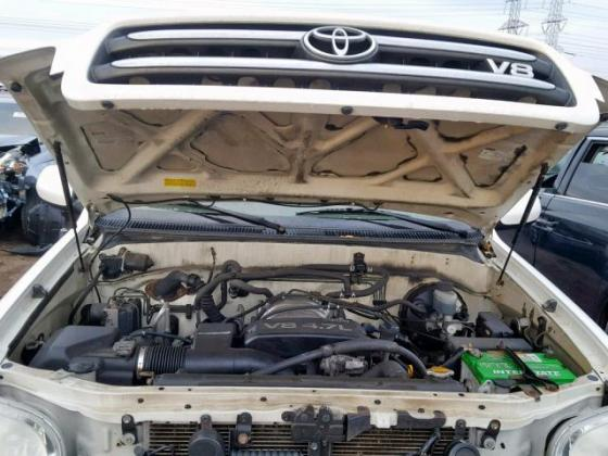 2002 TOYOTA SEQUOIA FOR SALE CALL ON 09031964927