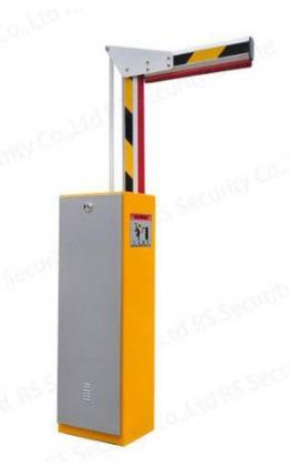 Curved Bar Retractable Barrier Gate Intelligent Car Parking System By HIPHEN SOLUTIONS SERVICES LTD.