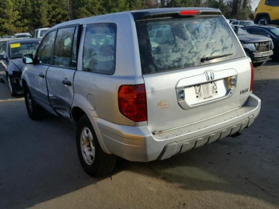 2004 HONDA PILOT FOR SALE CALL 09031964927