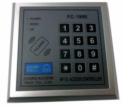 Fingerprint Attendance Door Access Controller LED Keypad Stand By HIPHEN SOLUTIONS SERVICES LTD.