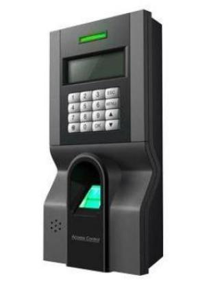 Fingerprint Security Door Access Control System With Backup Battery By HIPHEN SOLUTIONS SERVICES LTD.