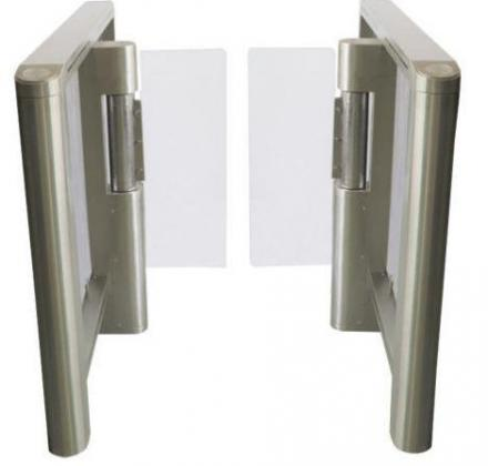 High Security Swing Gate Entrance Control Turnstile By HIPHEN SOLUTIONS SERVICES LTD.