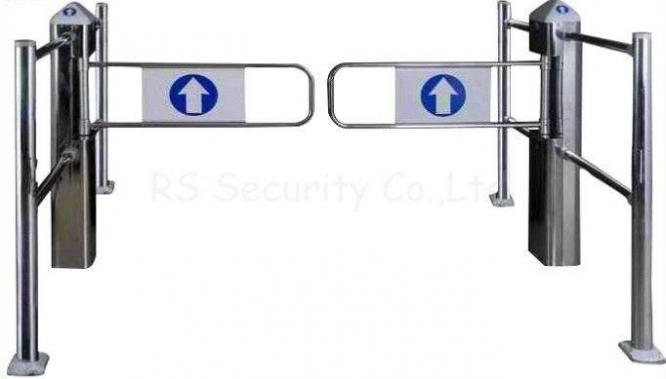 Hotel Full Automatic Swing Gate Barrier By HIPHEN SOLUTIONS SERVICES LTD.