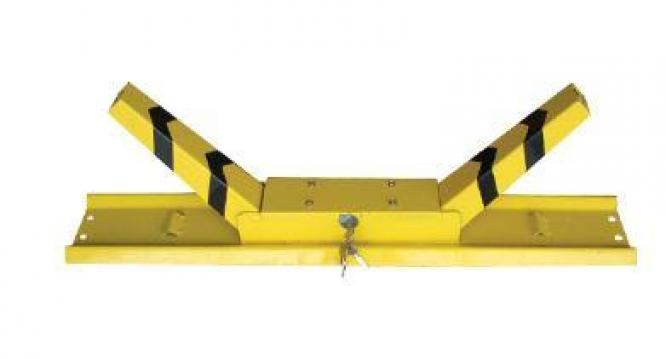 Manual Parking Barrier By HIPHEN SOLUTIONS SERVICES LTD.