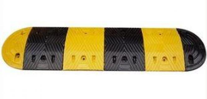 Plastic Traffic Speed Hump By HIPHEN SOLUTIONS SERVICES LTD.