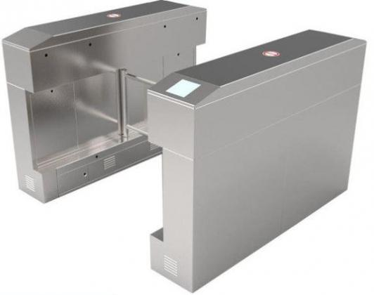 RFID Swing Gate Access Barrier Wide Lane Turnstile By HIPHEN SOLUTIONS SERVICES LTD.