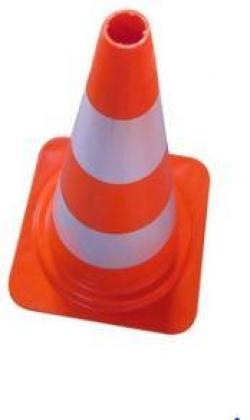 Roadway Traffic Cone By HIPHEN SOLUTIONS SERVICES LTD.